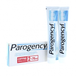 PAROGENCYL PREVENTION GENCIVES LOT DE 2X75 ML