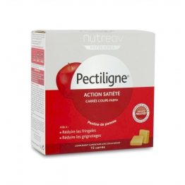 NUTREOV PECTILIGNE ACTION SATIETE 15 CARRES