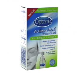OPTONE SPRAY OCULAIRE ACTIMIST 2 EN 1 YEUX FATIGUES + INCONFORT 10ML