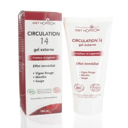 DIET HORIZON CIRCULATION 14 GEL EXTERNE 150ML