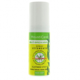 MOUSTICARE SPRAY VETEMENTS 75 ML
