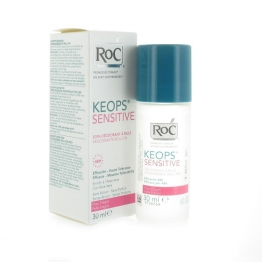 ROC KEOPS DEODORANT A BILLE PEAU FRAGILE 30ML