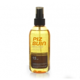 PIZ BUIN WET SKIN SPRAY SOLAIRE TRANSPARENT SPF15 150ML