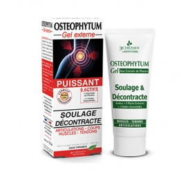 3 CHENES OSTEOPHYTUM GEL SOULAGE & DECONTRACTE 100ML
