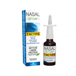 3 CHENES SPRAY NASAL 7 ACTIFS 50ML