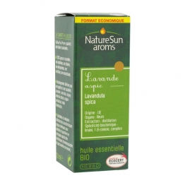 NATURESUN AROMS HUILEESSENTIELLE LAVANDE ASPIC BIO 30ML