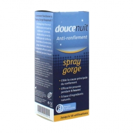 DOUCENUIT SPRAY BUCCAL ANTI RONFLEMENT 23.5 ML