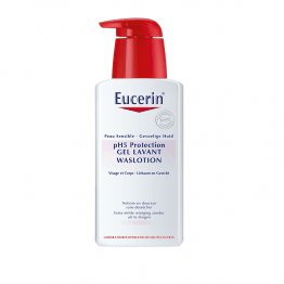 EUCERIN PH5 GEL LAVANT ANTI-DESSECHEMENT PEAU SENSIBLE 400ML