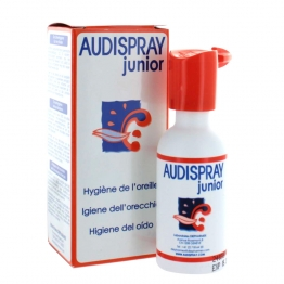 AUDISPRAY JUNIOR HYGIENE DE L'OREILLE 25ML