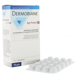 PILEJE DERMOBIANE  AGE-PROTECT 60 CAPSULES