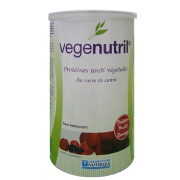 VEGENUTRIL BOISSON FRUITS ROUGES 300 GR
