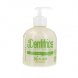NATURADO GEL DENTIFRICE BLANCHEUR CITRON 300 ML