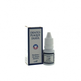 INAVA DENTOPLAQUE REVELATEUR DE PLAQUE DENTAIRE 10 ML