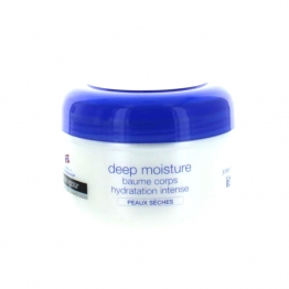 NEUTROGENA DEEP MOISTURE BAUME CORPS HYDRATATION INTENSE PEAUX SECHES 200ML