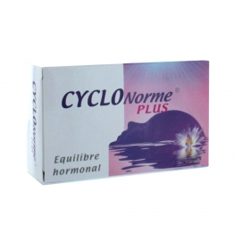 CYCLO NORME PLUS 60 GELULES
