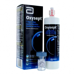 OXYSEPT 1 ETAPE + SOLUTION DE DECONTAMINATION 300 ML