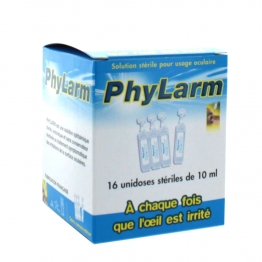 PHYLARM 16UNIDOSES STERILES