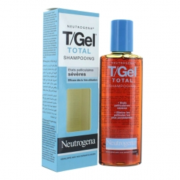 NEUTROGENA T/GEL TOTAL SHAMPOOING ANTIPELLICULAIRE FLACON 125ML