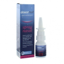 DOUCENUIT SPRAY NASAL ANTI-RONFLEMENT 10 ML