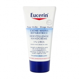 EUCERIN CREME MAINS REPARATRICE PEAUX SECHES ET ABIMEES 75ML