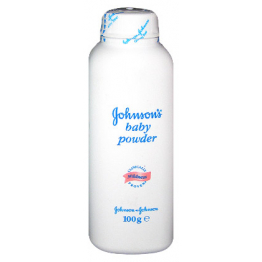JOHNSON'S BABY POWDER 100G