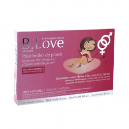 DIETWORLD B. LOVE WOMAN 3 SACHETS DE 5G