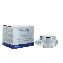 THALGO EXCEPTION ULTIME CREME D'EXCELLENCE ANTI AGE 50ML