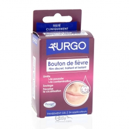 URGO BOUTON DE FIEVRE 24 APPLICATEURS