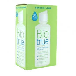 BIOTRUE SOLUTION MULTIFONCTIONS 120ML