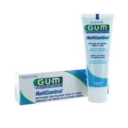 GUM DENTIFRICE HALICONTROL 75 ML