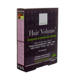 NEW NORDIC HAIR VOLUME  30 COMPRIMES