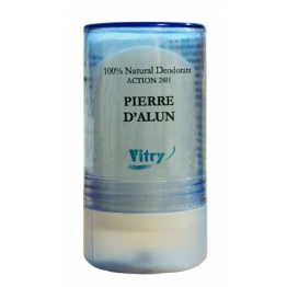 VITRY DEODORANT PIERRE D'ALUN 100% NATUREL 120 GR