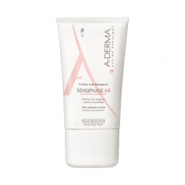 A-DERMA SENSIPHASE AR CREME ANTI-ROUGEURS SPF15 40ML