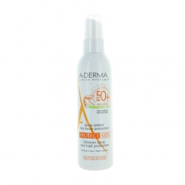 A-DERMA SOLAIRE PROTECT KIDS SPRAY ENFANT SPF50+ 200ML