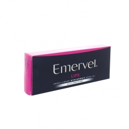 EMERVEL LIPS HYALURONIQUE 0.3% LIDOCAINE 1ML