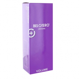 BELOTERO VOLUME LIDOCAINE 2x1 ML