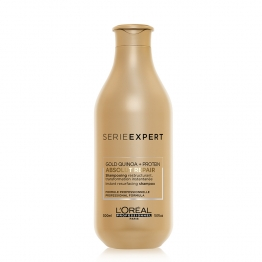 ABSOLUT REPAIR GOLD SHAMPOOING RESTRUCTURANT 300ML SERIE EXPERT L'OREAL PROFESSIONNEL