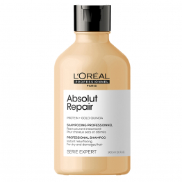 Absolut Repair Gold Shampooing Restructurant Serie Expert 300ml L'Oreal Professionnel
