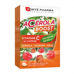 ACEROLA BOOST 30 COMPRIMES FORTE PHARMA