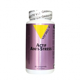 VIT'ALL+ ACTIF ANTI-STRESS 60 COMPRIMES