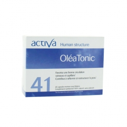 ACTIVA HUMAN STRUCTURE OLEATONIC 60 CAPSULES