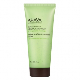 AHAVA CREME MINERALE MAINS FIGUE DE BARBARIE MORINGA 100ML