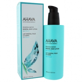 AHAVA SEA KISSED LAIT MINERAL POUR LE CORPS 250ML