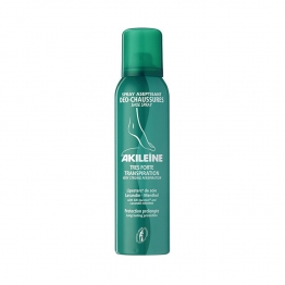 AKILEINE SPRAY ASEPTISANT DEO CHAUSSURES TRES FORTE TRANSPIRATION 150ML