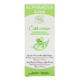 ALPHANOVA BEBE COLD CREAM BIO 50ML