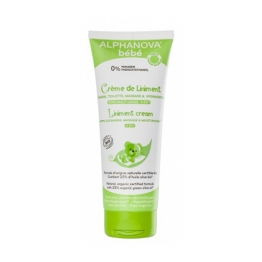 ALPHANOVA BEBE CREME DE LINIMENT SOIN MULTI USAGE 4EN1 BIO 200ML