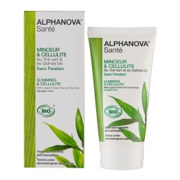 ALPHANOVA SANTE MINCEUR & CELLULITE BIO 150ML