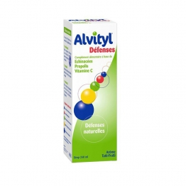 ALVITYL DEFENSES SIROP 240 ML