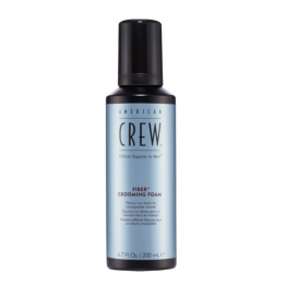AMERICAN CREW FIBER GROOMING FOAM MOUSSE COIFFANTE FIBREUSE POUR UN VOLUME MODULABLE 200ML