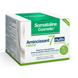 AMINCISSANT ULTRA INTENSIF 7 NUITS NATURAL 400ML SOMATOLINE